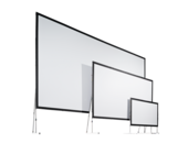 [Translate to Deutsch:] Mobile projection screens