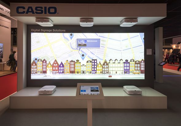 Casio Booth
