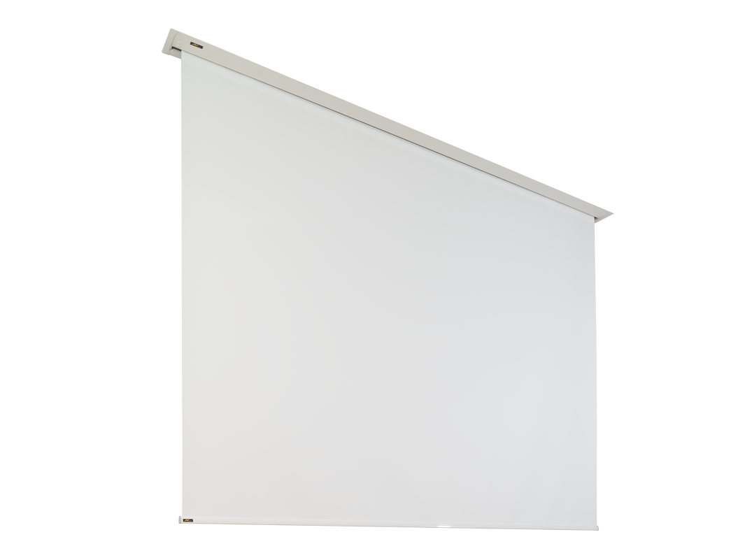 Projection Screens Mobile Permanently Installed Or